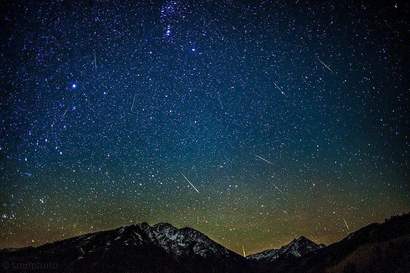 Белгородцы смогут загадать желания в самый мощный и красивый звездопад (фото) - фото 1