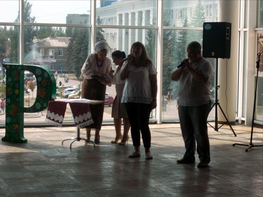 «Академия ремесел» провела аукцион в Бердянске (фото) - фото 1