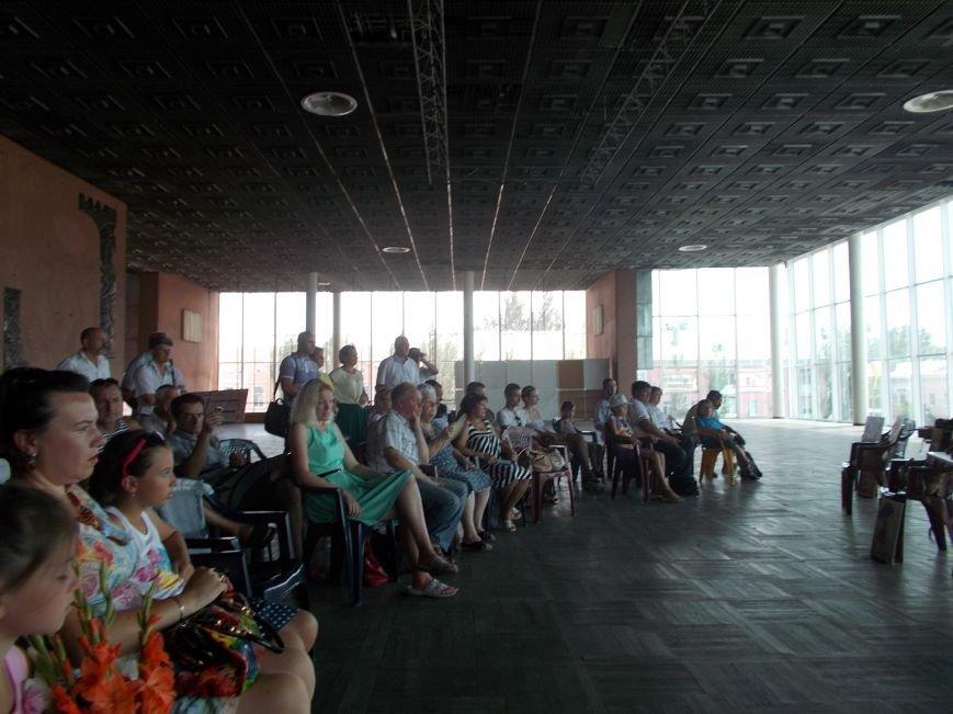 «Академия ремесел» провела аукцион в Бердянске (фото) - фото 3