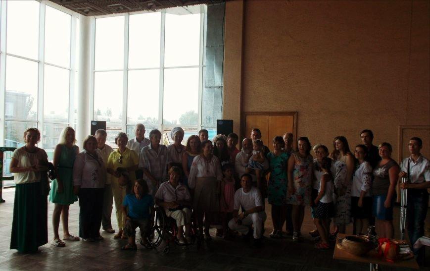 «Академия ремесел» провела аукцион в Бердянске (фото) - фото 13