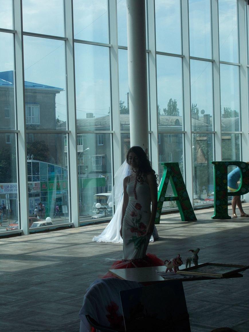 «Академия ремесел» провела аукцион в Бердянске (фото) - фото 10