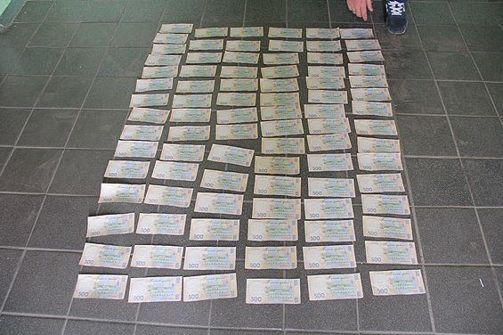 Руководитель района в Черниговской области требовал 50 тысяч гривен взятки за землю (фото) - фото 1
