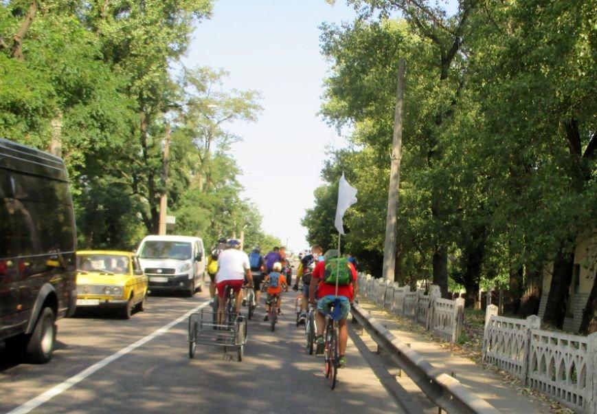 Учасники благодійного велопробігу «Захід-Схід» прибули на Полтавщину (фото) - фото 2
