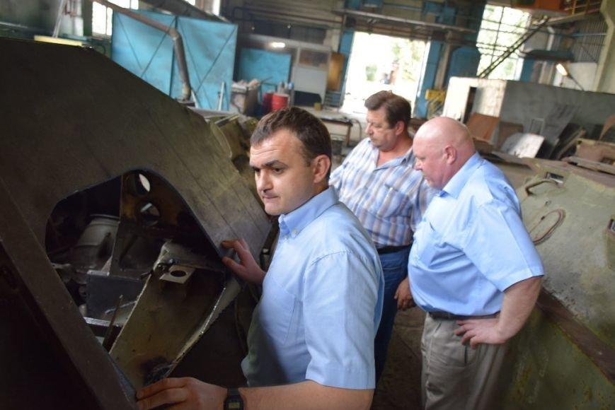 Николаевские волонтеры возродили конструкторское бюро при БТРЗ (ФОТО), фото-2