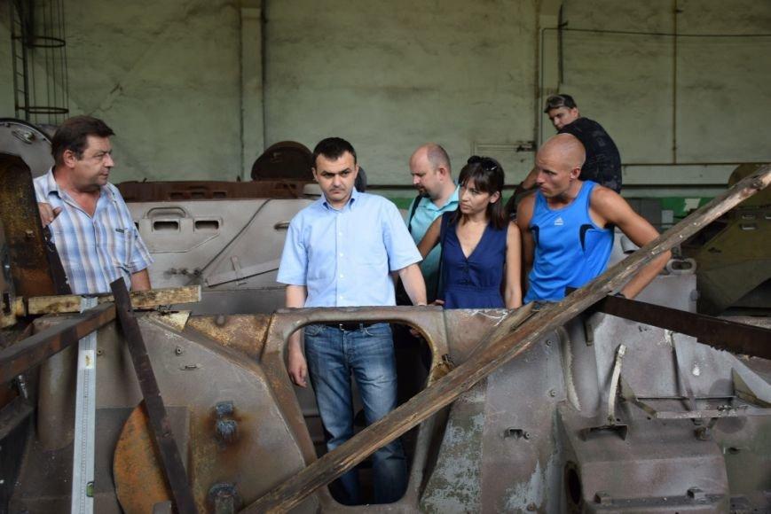 Николаевские волонтеры возродили конструкторское бюро при БТРЗ (ФОТО), фото-1