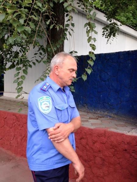 Одесские активисты помогли задержать на горячем двух гаишников-взяточников (ФОТО) (фото) - фото 1