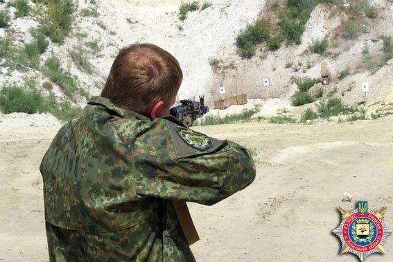 Начальник Красноармейского ГО милиции Виталий Боднарук: «Наши сотрудники смогут дать достойный отпор противнику» (фото) - фото 1