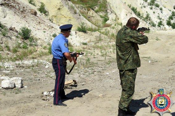 Начальник Красноармейского ГО милиции Виталий Боднарук: «Наши сотрудники смогут дать достойный отпор противнику» (фото) - фото 4