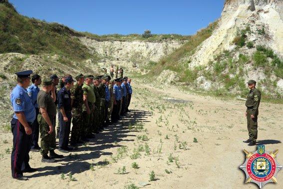 Начальник Красноармейского ГО милиции Виталий Боднарук: «Наши сотрудники смогут дать достойный отпор противнику» (фото) - фото 2