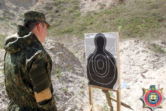 Начальник Красноармейского ГО милиции Виталий Боднарук: «Наши сотрудники смогут дать достойный отпор противнику» (фото) - фото 3