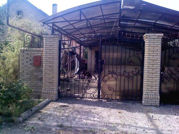 В результате обстрела боевиками Красногоровки разрушены дома, ранена женщина (ФОТО) (фото) - фото 2