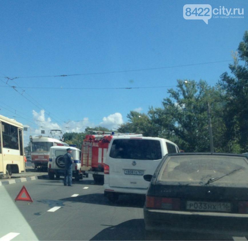 В аварии на Московском шоссе пострадали два человека (фото) - фото 2