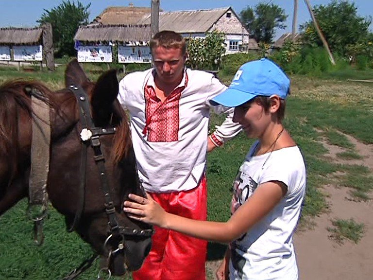 Фонд «Украинская перспектива» организовал экскурсию для детей с ДЦП (фото) - фото 5