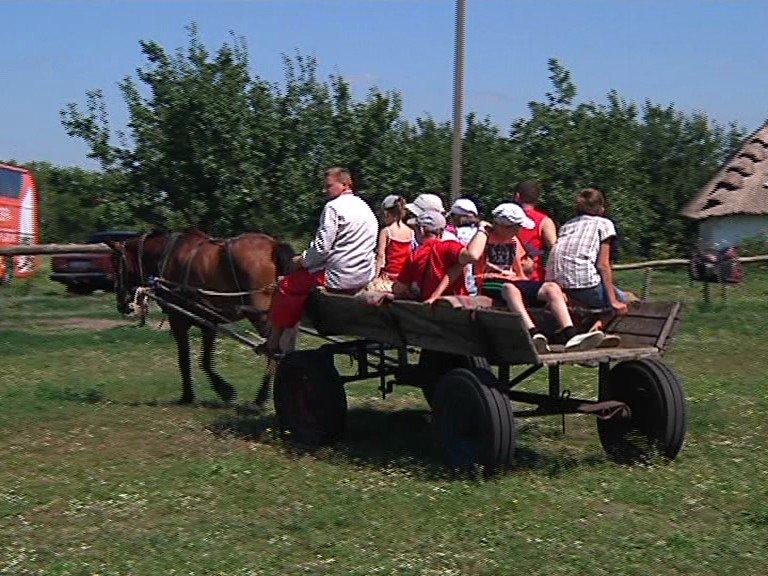 Фонд «Украинская перспектива» организовал экскурсию для детей с ДЦП (фото) - фото 6