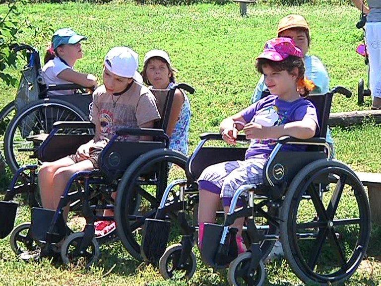 Фонд «Украинская перспектива» организовал экскурсию для детей с ДЦП (фото) - фото 2