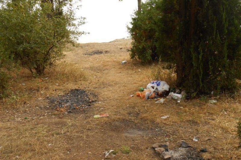 Отдыхающие превратили Симферопольское водохранилище в свалку (ФОТО) (фото) - фото 8