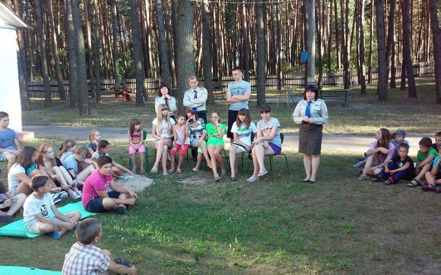Дети-переселенцы из Краматорска поехали в Чернигов, фото-1