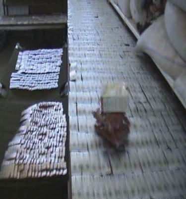 На блокпосту под Мариуполем задержано авто с накротиками (фото) - фото 1