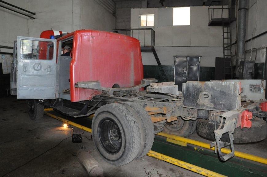Рятувальники Кіровоградщини дбають про оновлення та модернізацію автопарку пожежно-рятувальної техніки., фото-5