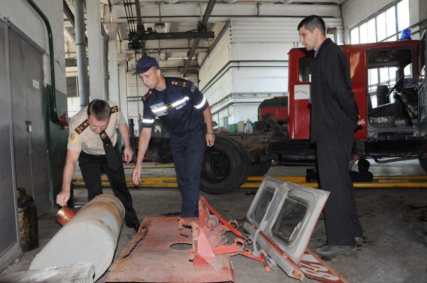 Рятувальники Кіровоградщини дбають про оновлення та модернізацію автопарку пожежно-рятувальної техніки., фото-1