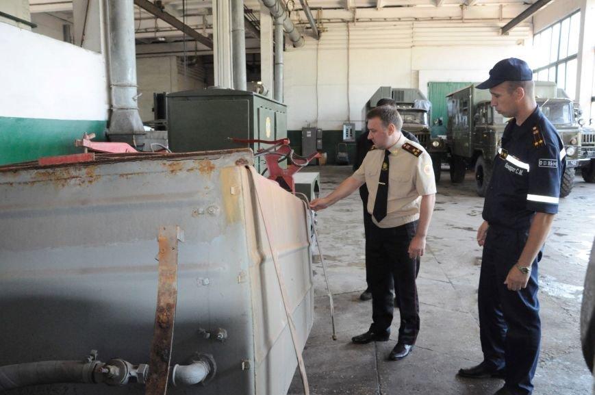 Рятувальники Кіровоградщини дбають про оновлення та модернізацію автопарку пожежно-рятувальної техніки., фото-3
