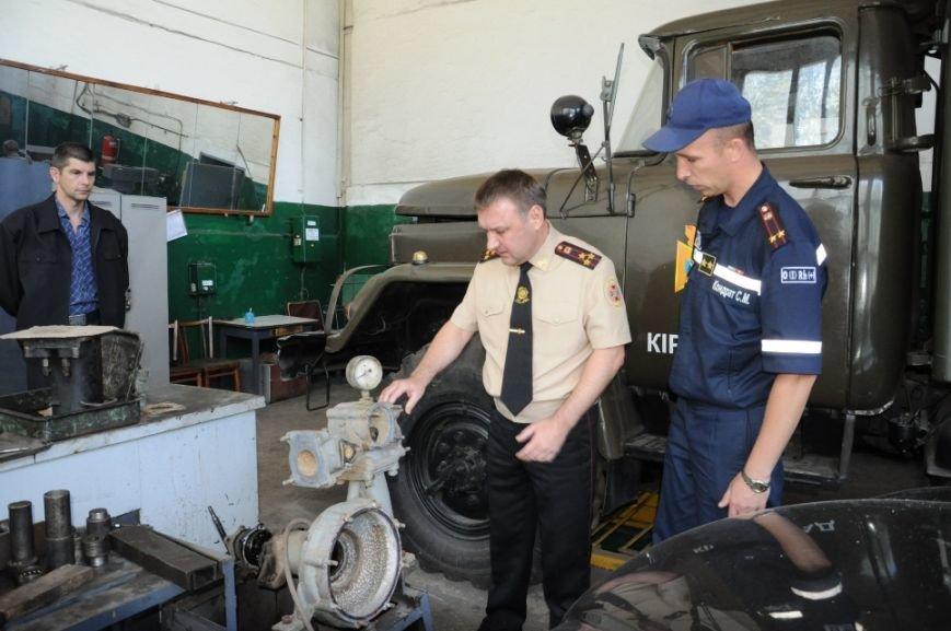 Рятувальники Кіровоградщини дбають про оновлення та модернізацію автопарку пожежно-рятувальної техніки., фото-4