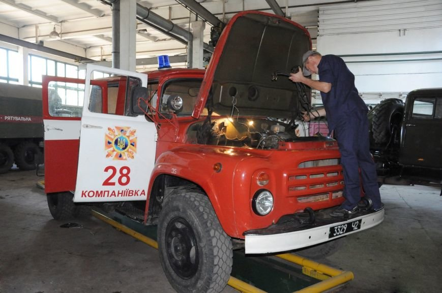 Рятувальники Кіровоградщини дбають про оновлення та модернізацію автопарку пожежно-рятувальної техніки., фото-6