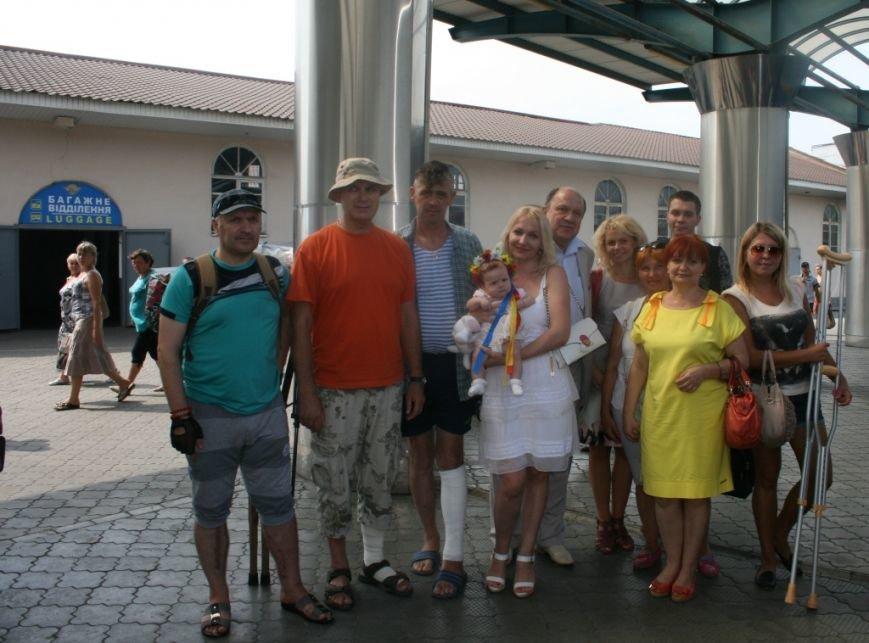 Пятеро тяжелораненых из Днепропетровщины пройдут спецлечение в Венгрии (фото) - фото 1