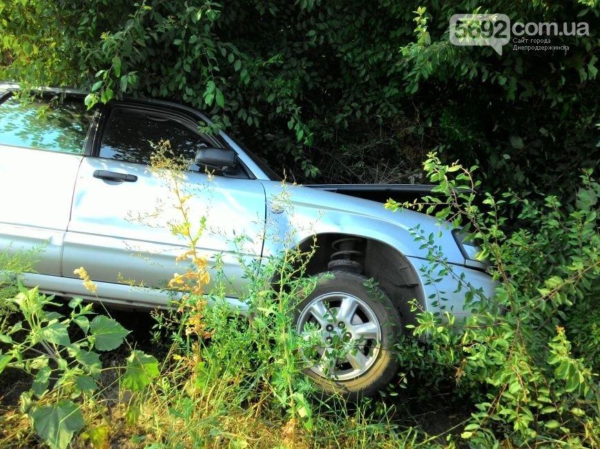 ДТП в Днепродзержинске: столкнулись Subaru и Mercedes (ФОТО) (фото) - фото 5