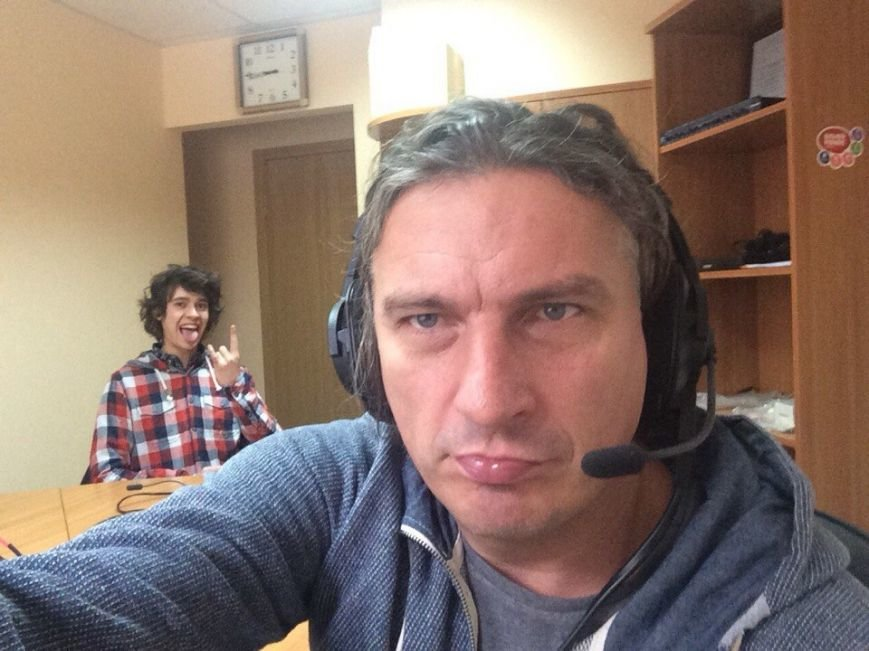 Скрябін на радіо SRAKA