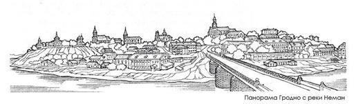 В Гродно скоро появится новая достопримечательность: на стене возле Нового замка рисуют гравюру (фото) - фото 4