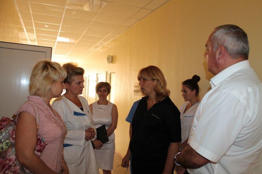 Артемовские медики встретились с Ольгой Богомолец, фото-4