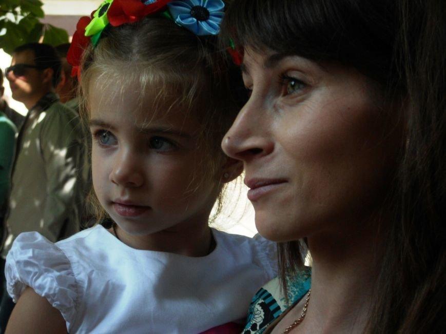 У Кіровограді відбулося відкриття пам'ятної дошки на честь загиблого в АТО героя-прикордонника Андрія Матвієнка., фото-6