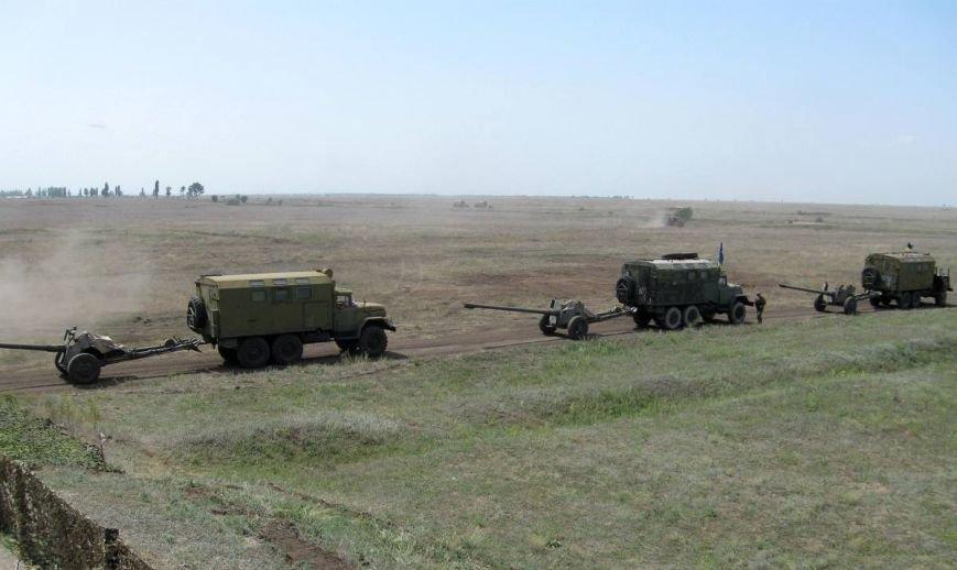 Николаевские новобранцы отстрелялись на полигоне (ФОТОРЕПОРТАЖ) (фото) - фото 5