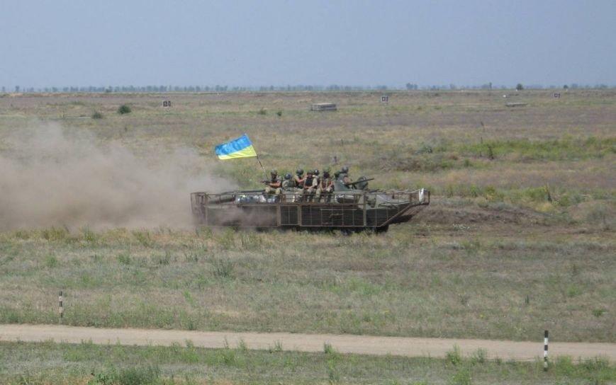 Николаевские новобранцы отстрелялись на полигоне (ФОТОРЕПОРТАЖ) (фото) - фото 8