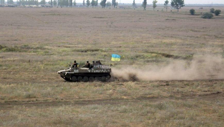 Николаевские новобранцы отстрелялись на полигоне (ФОТОРЕПОРТАЖ) (фото) - фото 6