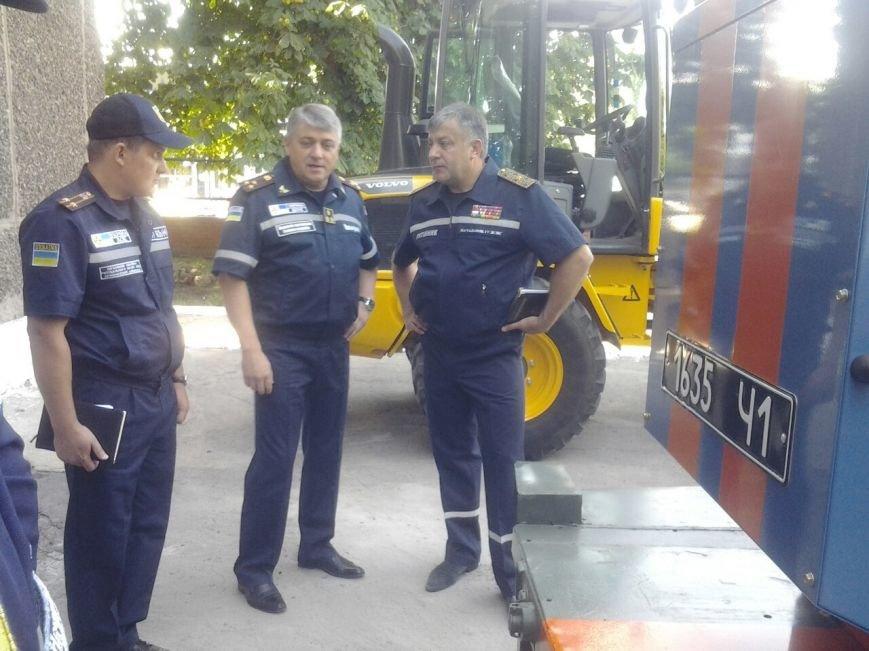 Реформирование ГСЧС в Донецкой области может лечь на плечи местных бюджетов (фото) - фото 1