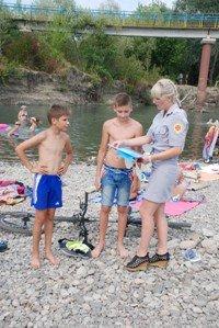 Рятувальники проводять профілактичні рейди водоймами області (ФОТО) (фото) - фото 2