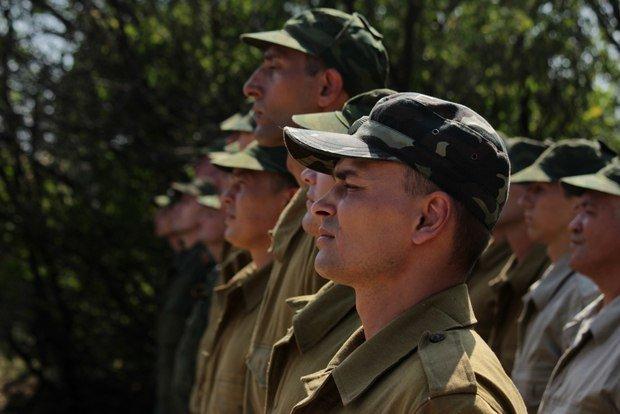 В Луганске «народная милиция ЛНР» открыла учебный центр для боевиков (ФОТО) (фото) - фото 2