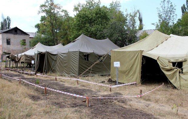 В Луганске «народная милиция ЛНР» открыла учебный центр для боевиков (ФОТО) (фото) - фото 6