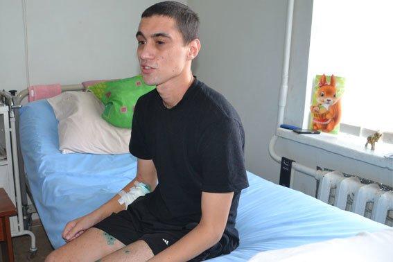 Сьогодні Роман Личак, який постраждав внаслідок теракту у Львові, святкує своє День народження (ФОТО) (фото) - фото 1