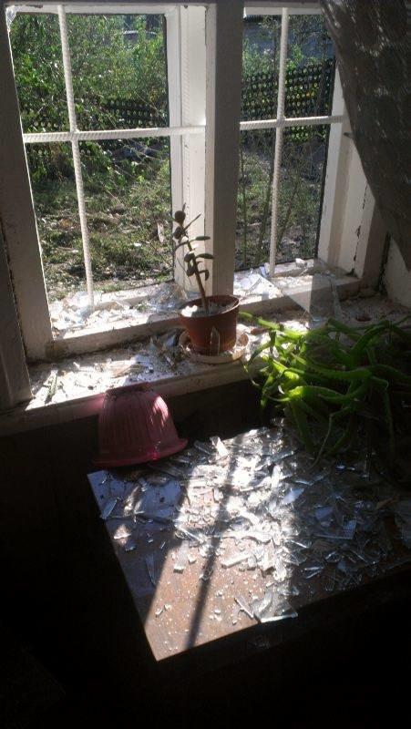 Террористы обстреляли Авдеевку: ранены три человека (ФОТО) (фото) - фото 2