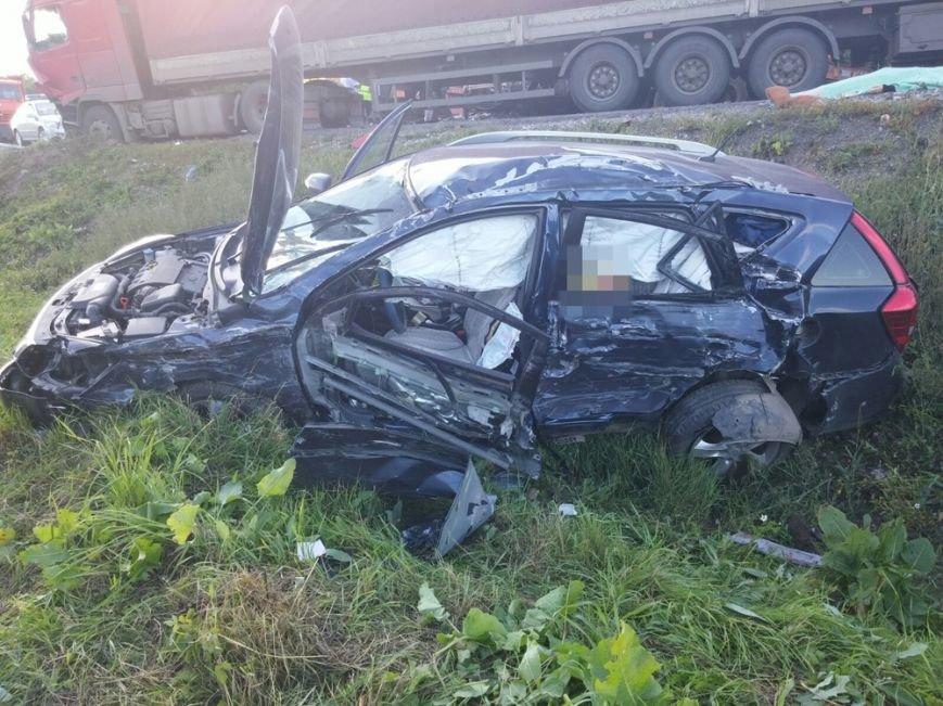 Ульяновец спровоцировал страшную аварию под Уфой (фото) - фото 2