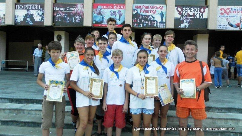 Краматорские спортсмены-ориентировщики приняли участие в чемпионате Украины (ФОТО) (фото) - фото 7