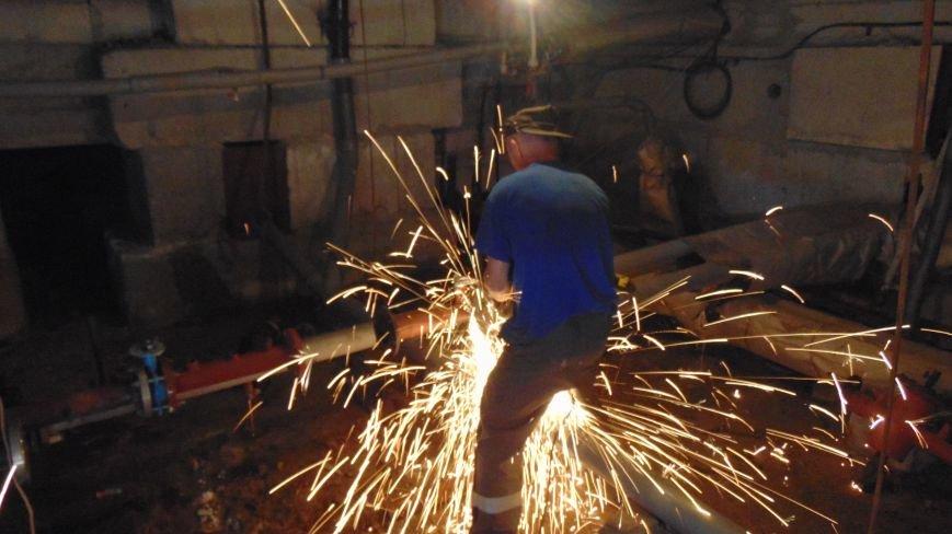 В мариупольском микрорайоне Курчатова 91% домов подготовлены к отопительному сезону (ФОТО) (фото) - фото 2