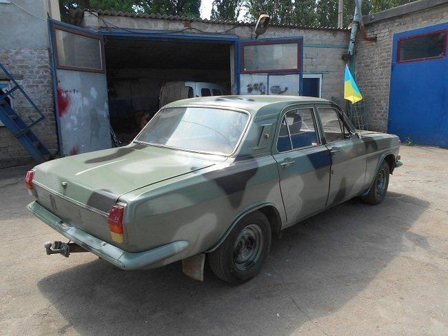 Криворожанин подарил бойцам АТо свой автомобиль (ФОТО) (фото) - фото 1