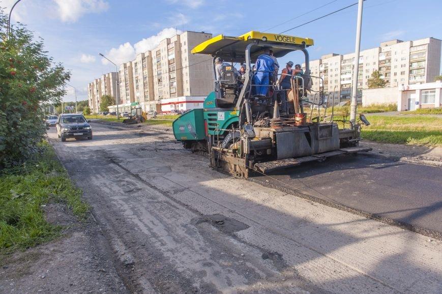 Полевские улицы начали ремонтировать. Фотофакт, фото-1