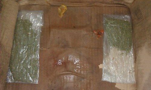 В одну из исправительных колоний Сумщины пытались передать марихуану (ФОТО) (фото) - фото 1
