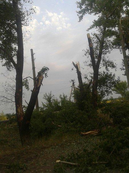 Авдеевку всю ночь обстреливали из тяжелой артиллерии (ФОТО) (фото) - фото 1