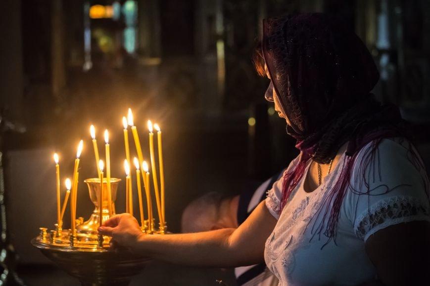 Филатов поздравил верующих с праздником Маковея, фото-3